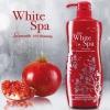 *พร้อมส่ง* Mistine White Spa Summer Shower Cream ครีมอาบน้ำกลิ่นหอมสดชื่น จากทับทิมสเปน