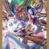 "Bushiroad Sleeve Collection Mini Vol.249 Vanguard G ""Conquering Supreme Dragon, Dragonic Vanquisher ""VMAX"""" Pack"