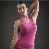เสื้อ Manchester City สำหรับคุณผู้หญิง สีชมพู สวยเท่ห์ มีสไตท์ Manchester City Essential Performance Danza Vest - Pink - Womens