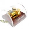 Harry Potter Acrylic Music Box - กล่องเพลงอะครีลิคทรงโค้ง