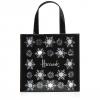 Pre-Order • UK | กระเป๋า Harrods Glitter Snowflake Shopper Bag (Medium & Small)