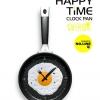 นาฬิกา กะทะไข่ดาว (ติดผนัง) (ขายส่ง)