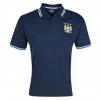 เสื้อโปโล แมนซิตี้ ของแท้ 100% Manchester City Essential Euphoria Crest Polo Top - Navy จากสโมสรแมนซิตี้ UK สำหรับสวมใส่ เป็นของฝาก ที่ระลึก ของขวัญ แด่คนสำคัญ