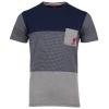 ทีเชิ้ตลิเวอร์พูล ของแท้ 100% Liverpool FC Pocket T-Shirt - Grey