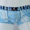 กางเกงในชาย Calvin Klein Boxer Briefs : X element สีฟ้า