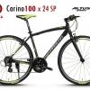จักรยานไฮบริด CARINO100 x 24 SP