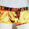 กางเกงในชาย Calvin Klein Boxer Briefs : X Element สีส้ม