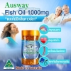 Ausway fish oil ราคาส่ง xxx 1000mg odourless omega3 400 แคปซูลออสเตรเลีย