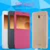 NILLKIN เคส Samsung Galaxy C9 Pro รุ่น Sparkle Leather Case แท้ !!