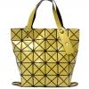 [ ลดไม่เอากำไรเดือน ต.ค. 60 ] - กระเป๋าแฟชั่น สีเหลืองทองสุดหรู สไตล์แบรนด์ดัง โดดเด่นไปกับดีไซน์สวย ๆ ที่สาวๆ ไม่ควรพลาด
