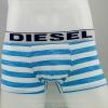 กางเกงในชาย Diesel Boxer Briefs : ลายทางฟ้า