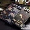 เคสครอบหลังลายทหาร Apple iPhone 6/6S 4.7นิ้ว สีเขียว