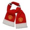 ผ้าพันคอ แมนยู ของแท้ 100% official Manchester Utd Bar Scarf แดงขาวดำ จากสโมสรแมนเชสเตอร์ ยูไนเต็ด อังกฤษ เหมาะใช้เอง ของฝาก ของขวัญแด่คนสำคัญ