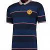 เสื้อโปโลแมนเชสเตอร์ ยูไนเต็ด Manchester United Essential Stripe Polo ของแท้