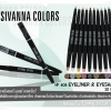 SIVANNA Eyeliner & Eyeshadow HF606 / ซิวานน่า อายไลเนอร์ แอนด์ อายแชโดว์ HF606