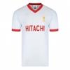 เสื้อเรทโรย้อนยุคลิเวอร์พูล 1978 ทีมเยือนของแท้ Liverpool 1978 Away Hitachi Retro Football Shirt