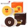 Missha Line Friends Magic Cushion ราคาส่ง xxx แป้งน้ำคุชชั่น มิชชา ส่งฟรี