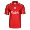 เสื้อเรทโรย้อนยุคลิเวอร์พูล 2000 ของแท้ Liverpool FC 2000 Retro Football Shirt