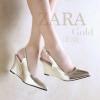 """New arrival Zara ส้นแบน 3"""""""