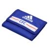 กระเป๋าสตางค์ที่ระลึกเชลซีของแท้ รุ่น3พับ adidas Chelsea Wallet Chelsea Blue