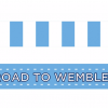 ผ้าพันคอแมนเชสเตอร์ ซิตี้ของแท้ Manchester City Road To Wembley Bar
