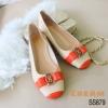 879) รองเท้าคัชชูชิคๆ งานน่ารักสีสดใส