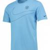 เสื้อแมนเชสเตอร์ ซิตี้ของแท้ Manchester City Pre Season T-Shirt Lt Blue