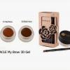 **พร้อมส่ง** Mei Linda - MIRACLE My Brow 3D Gel No.02 black Brown สีน้ำตาลดำ