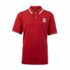 เสื้อโปโลลิเวอร์พูลของแท้ Mens Red Conninsby Etro Polo Shirt