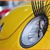 ขนตาติดตาไฟรถยนต์