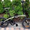 จักรยานพับ move eite