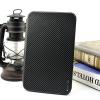 เคสลายแคฟล่า สีดำ สำหรับ Samsung Tab 3v T116/Tab 3 7 Lite T111