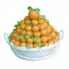 ถาดหวายส้ม