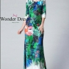 NEW ARIVAL PREMIUM QUALITY DRESS KORE STYLE BY WONDER DRESS SHOP