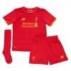 เสื้อลิเวอร์พูล 2016-2017 ทีมเหย้าสำหรับเด็กของแท้ Liverpool FC Infant Home Kit 16/17