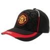 หมวกที่ระลึก แมนเชสเตอร์ ยูไนเต็ด ของแท้ 100% Manchester United F.C. Cap DB BLACK ปัก โลโก้ แมนเชสเตอร์ ยูไนเต็ด สวยหรู เหมาะสำหรับสวมใส่ เป็นของฝาก ที่ระลึก ของขวัญ แด่คนสำคัญ