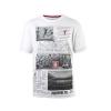 ทีเชิ้ตลิเวอร์พูล ของแท้ 100% Liverpool FC St John T-Shirt - White