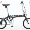 จักรยานพับได้ 16 นิ้วดีไซน์โดนตา ราคาโดนใจ TIGER Smart
