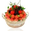 ส้ม ท้อ และเชอรี่ ถาดหวาย ๔๐๐ บาท