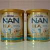 นมผง แนน NAN HA1 ขนาด 400 กรัม ราคาถูกมากกว่าห้าง