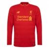เสื้อลิเวอร์พูล 2016-2017 ทีมเหย้าแขนยาวของแท้ Liverpool FC Mens Long Sleeve Home Shirt 16/17