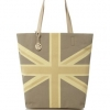 Pre-Order • UK | กระเป๋า DKNY Union Jack Canvas Tote Bag