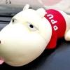 ตุ๊กตาสุนัขดับกลิ่นในรถยนต์ (สีแดง)
