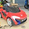 LN999R รถแบตเตอรี่เด็กนั่งไฟฟ้า ยี่ห้อ แมคคาเรน 2 มอเตอร์ สีแดง