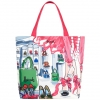 Pre-Order • UK | กระเป๋า Harrods Glamorous Shoes Canvas Bag