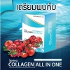 Spring collagen all in one ราคาส่ง xx สปริงคอลลาเจน ออลอินวัน ส่งฟรี EMS