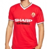 เสื้อ Retro แมนยู ย้อนยุค 1983 แท้ 100% Manchester United 1983 FA Cup Winners Home Shirt เป็นของฝาก ของสะสม ของขวัญ แด่คนสำคัญ