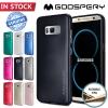 Mercury Goosper i Jelly Soft Rubber Cover เคส Samsung Galaxy S8
