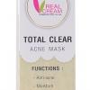 เรียวครีม ลด 35% Total Clear Acne Mask มาส์คฟองฟู่สูตรลดสิวว