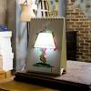 โคมไฟปฏิทินตั้งโต๊ะ Calendar Lamp (ฟรีems)